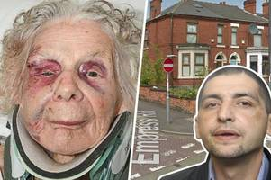 derby drug addict who did this to zofija is jailed for 15 years