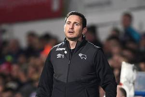 Craig Ramage: Frank Lampard must take some responsibility for Derby County dropping points at Ipswich