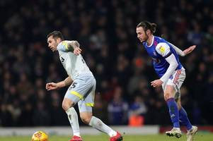 'wrong team selection' - what derby county fans made of ipswich town draw