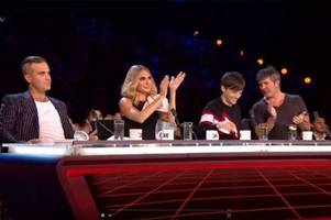 the x factor 'is over' - and this is what will replace it