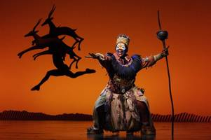 Disney announces when tickets go on sale for The Lion King at the Bristol Hippodrome