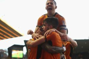 wolves stars wary of bristol city's threats ahead of fa cup showdown