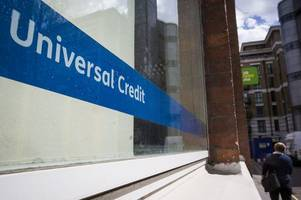 introduction of universal credit has seen rent debts to council triple