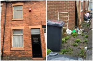 'we can't sit outside because of the smell...' - residents react after dog faeces and rubbish in neighbour's backyard attracts rats
