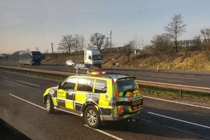 Man, 30, dies on M6 as drivers trapped for SIX hours - what we know so far