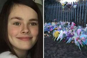family of teenager killed by train 'haunted by her death' and call for improved safety