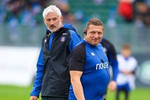 the big bath rugby selection decisions for newcastle falcons at the rec