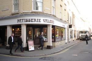 cambridgeshire's patisserie valerie cafes saved after chain is bought by irish company