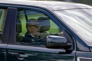 Prince Philip will not face prosecution over crash