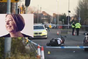 Public outpouring of love for French teacher who died in Arbury Road