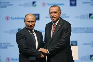 turkey increasingly looking to russia, iran to protect interests