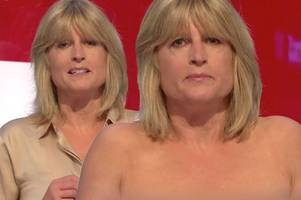 rachel johnson exposes breasts live on sky news in aid of brexit