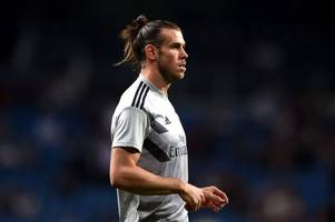odds slashed on manchester united signing england star, james rodriguez makes arsenal decision and gareth bale in swap deal