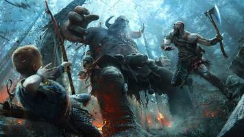 God of War wins big at DICE Awards 2019
