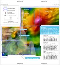 renaissance gold reports drilling results from its ecru project, nevada