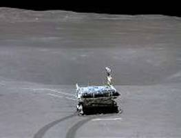 China's lander and rover power down for lunar night