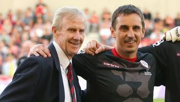 former man utd youth coach and class of '92 mentor eric harrison passes away aged 81