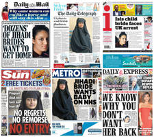 shamima begum: guantanamo bay or bethnal green for isis teen; and the manchester bomb