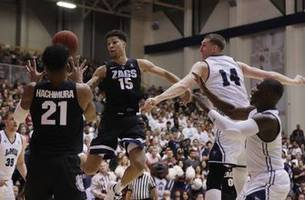 No. 3 Gonzaga uses late run to defeat Loyola Marymount