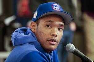 cubs' russell sorry for 'pain' he caused ex-wife, no details