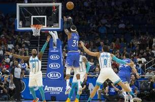 Magic win fifth straight, end 13-game skid vs Hornets
