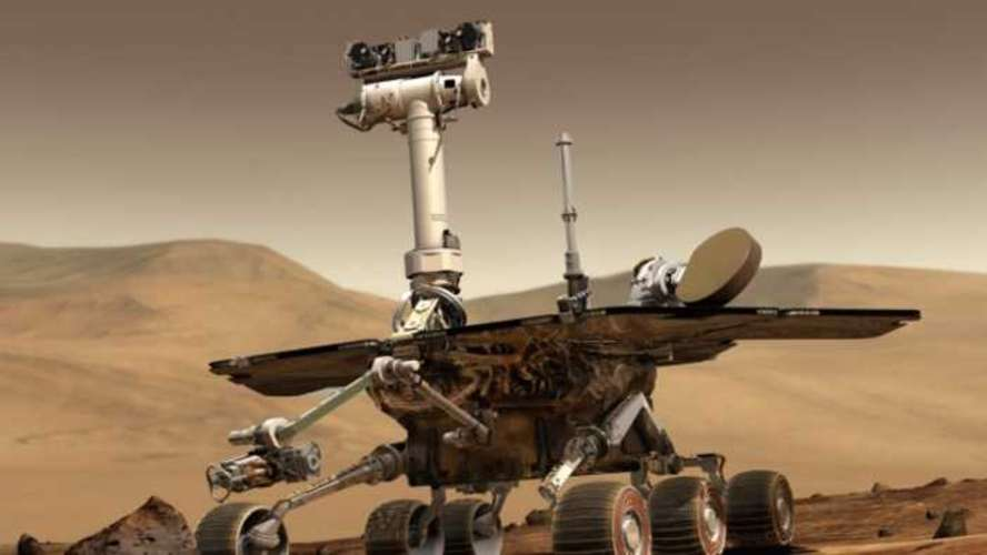 Opportunity Bows Out - NASA Says Goodbye to Mars Rover