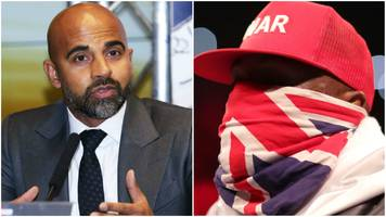 Dereck Chisora: British heavyweight joins up with Dave Coldwell