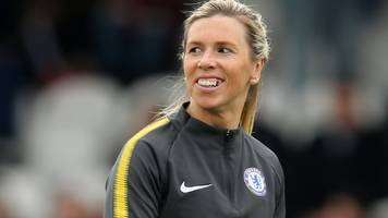 Women's FA Cup: Chelsea's Carly Telford on 'feisty, full-blooded derby' v Arsenal