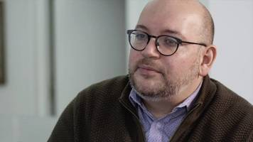 moments before leaving an iranian prison: jason rezaian on freedom
