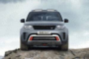 Land Rover Discovery SVX cancelled, SVX name to live on