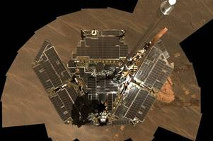 nasa's opportunity rover pronounced dead after 15 years on mars