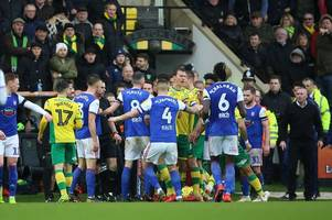 paul lambert sends letter to fa about 'underhand' tactics at norwich city but accepts charge of misconduct
