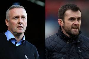 why ipswich town fans love paul lambert and who stoke city should be wary of at portman road