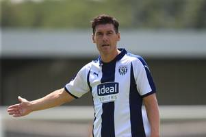 this is darren moore's gareth barry message ahead of the aston villa vs west brom