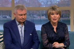 this morning fans left gobsmacked by epic technical gaffe revealing 'fake' set