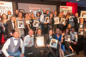 The Exeter Business Awards 2019 are officially open