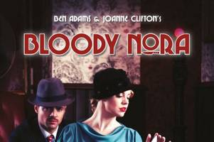 Former Strictly Come Dancing star Joanne Clifton has written a new musical - and it promises to be 'dead good'