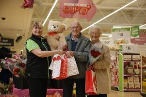 it 'asda' be true love for grimsby's longest married couple of 69 years