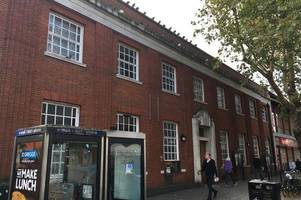 new plans for brentwood post office that was set to house albert roux restaurant