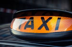 plans revealed to fit all taxis with cctv cameras to keep passengers safe - do you think it's a good idea?