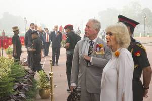 Britain's Prince Charles To Make First Royal Visit To Cuba
