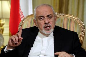 iran's foreign minister warns war with nation would be 'suicidal'