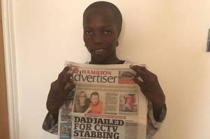 deaf african boy thanks advertiser readers for highlighting his plight