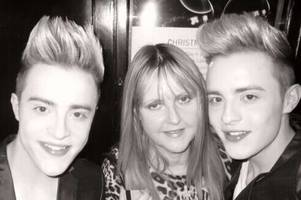 jedward's mum dies after long battle with cancer
