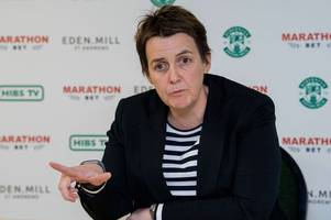 leeann dempster joins forces with rangers to demand sfa reform
