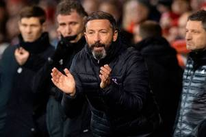 lewis ferguson, graeme shinnie and gary mackay-steven contract latest as derek mcinnes gives update