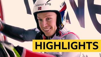 henrik kristoffersen wins giant slalom gold at 2019 world championships