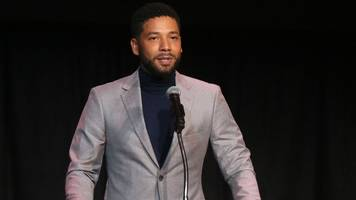 jussie smollett: brothers held over 'attack' on empire actor