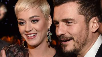 katy perry and orlando bloom 'get engaged'