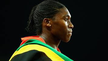 Caster Semenya: South African government calls on world to fight against IAAF rule